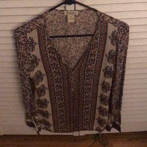 Lucky blouse